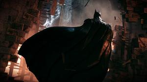 Batman Arkham Knight Batman 1920x1080 Wallpaper