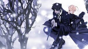 Fate Zero Saber Kiritsugu Emiya Fate Series 1920x1080 Wallpaper