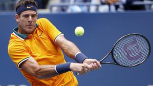 Argentinian Juan Martin Del Potro Tennis 3663x2276 Wallpaper