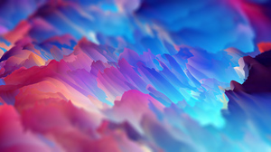 Artistic Colors Digital Art 3440x1440 Wallpaper