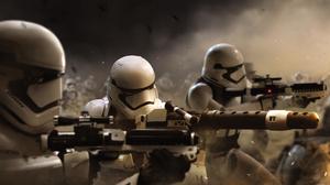 Star Wars Star Wars Episode Vii The Force Awakens Stormtrooper 5070x2850 Wallpaper