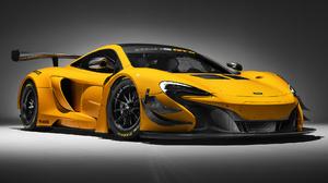 Mclaren 650s Gt3 Race Car Racing Sport Car Yellow Car 1920x1080 Wallpaper