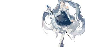 Hatsune Miku 6696x4696 wallpaper