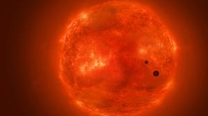 Sci Fi Sun 1920x1080 wallpaper