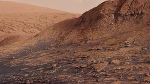 Landscape Nature Mars Rover Martian NASA Mars 2428x1149 Wallpaper