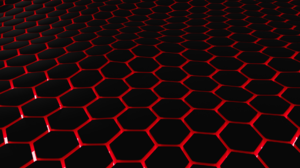 Hexagon 3D Abstract 1920x1080 Wallpaper