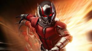 Ant Man Marvel Comics 3276x1843 Wallpaper