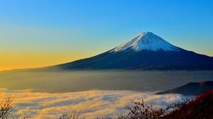Mount Fuji Mountain 3840x2160 Wallpaper