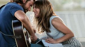 A Star Is Born Ally A Star Is Born Bradley Cooper Guitar Jackson Maine Lady Gaga 3814x2929 wallpaper