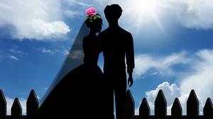 Artistic Bride Couple Groom Love Man People Romantic Woman 4000x3000 Wallpaper