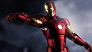 Iron Man Marvel Comics 3840x2160 Wallpaper