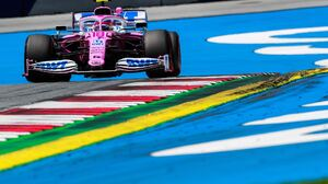 Lance STROLL Race Tracks BWT Car Pink Cars Vehicle Race Cars Racing Sport Sports Asphalt 2000x1333 Wallpaper