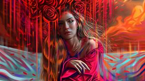 Women Artistic 2236x1258 Wallpaper
