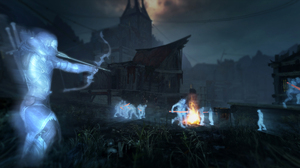 Video Game Middle Earth Shadow Of Mordor 3840x2158 Wallpaper