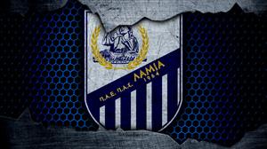 Emblem Logo Pas Lamia 1964 Soccer 3840x2400 Wallpaper