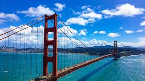 Bridge San Francisco 4032x3024 wallpaper