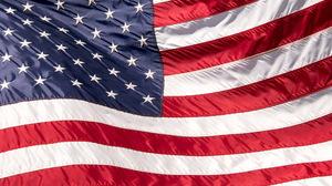 American Flag Flag 2048x1365 Wallpaper