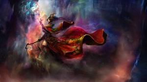 Diablo Iii Wizard Diablo Iii 3303x2000 Wallpaper