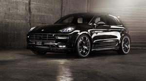 Porsche Car Black Car Suv Luxury Car 3000x2000 Wallpaper