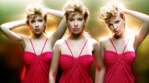 Actress American Scarlett Johansson Singer 5120x2880 Wallpaper