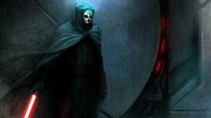 Star Wars Darth Nihilus Sith Star Wars Villains Lightsaber Mask Video Games Video Game Art 2560x1440 Wallpaper