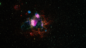 Nebula Space Stars Universe 3000x2086 Wallpaper