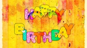 Happy Birthday 5376x3648 Wallpaper