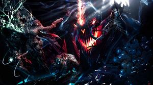 Crusader Diablo Iii Demon Hunter Diablo Iii Diablo Diablo Iii Reaper Of Souls Malthael Diablo Iii Vi 8000x4677 Wallpaper