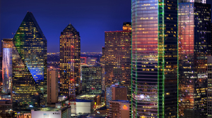 Dallas Texas 2560x1600 wallpaper