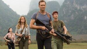 Brie Larson Tom Hiddleston 5800x3867 wallpaper