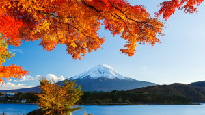 Earth Mount Fuji 1920x1200 Wallpaper