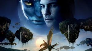 Avatar Sam Worthington Zoe Saldana 4488x3404 wallpaper