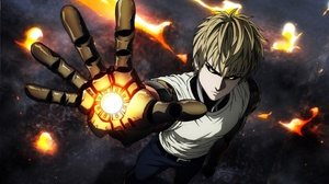 Genos One Punch Man One Punch Man 1920x1080 Wallpaper