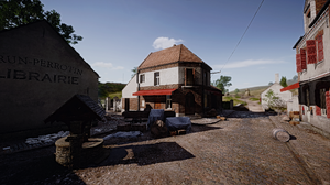 Battlefield 1 Square Town 2560x1440 Wallpaper