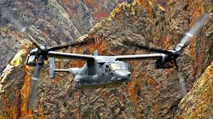Military Bell Boeing V 22 Osprey 2100x1172 Wallpaper