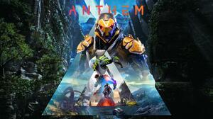 Anthem EA Games Javelins RPG Bioware Co Up Game 3840x2160 Wallpaper