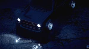 NFS 2015 Need For Speed Volkswagen Golf GTi Black Black Cars Car 7640x4060 Wallpaper