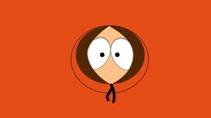 Kenny Mccormick Minimalist South Park 3200x2100 wallpaper
