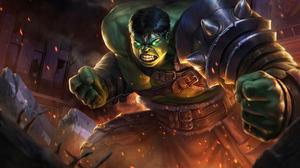 Hulk Marvel Comics 2550x1650 wallpaper