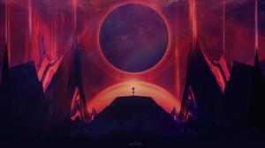 Sci Fi Artistic 2560x1440 Wallpaper
