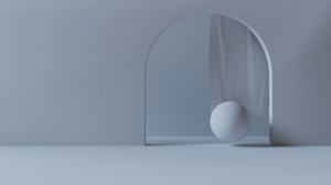 Blender 3D Interior Abstract 3D Abstract 1920x1080 Wallpaper