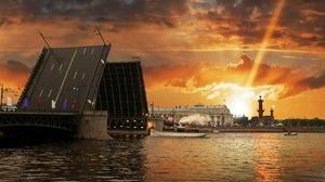Man Made Saint Petersburg 3840x2400 Wallpaper