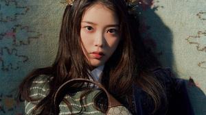Girl Band Asian Women Korean Brunette Long Hair Hair Ornament Black Eyes 1280x1024 Wallpaper