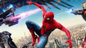Iron Man Marvel Comics Spider Man Spider Man Homecoming Vulture Marvel Comics 2901x1125 Wallpaper