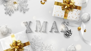 Christmas Gift 2500x1739 wallpaper
