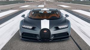 Bugatti Car Sport Car Supercar Silver Car 6720x4480 Wallpaper