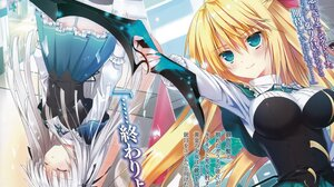 Anime Anime Girls Anime Games Absolute Duo Julie Sigtuna Absolute Duo Lilith Bristol Absolute Duo As 4277x3000 Wallpaper