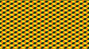 Artistic Digital Art Geometry Pattern Square Yellow 1920x1080 Wallpaper