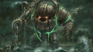 Nautilus League Of Legends 3000x2100 Wallpaper