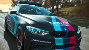 BMW Fall Speed Design Car 1080x1920 Wallpaper